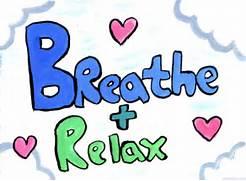 Relax clipart calm #6