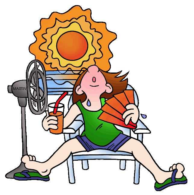 Relax clipart fine weather #7