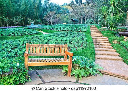 Relax clipart gardening #12