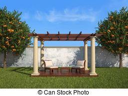 Relax clipart gardening #9