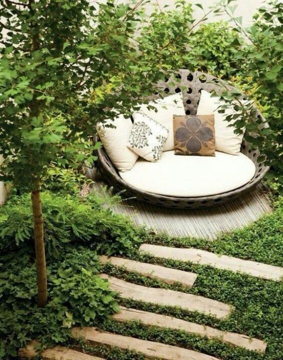 Relax clipart gardening #8
