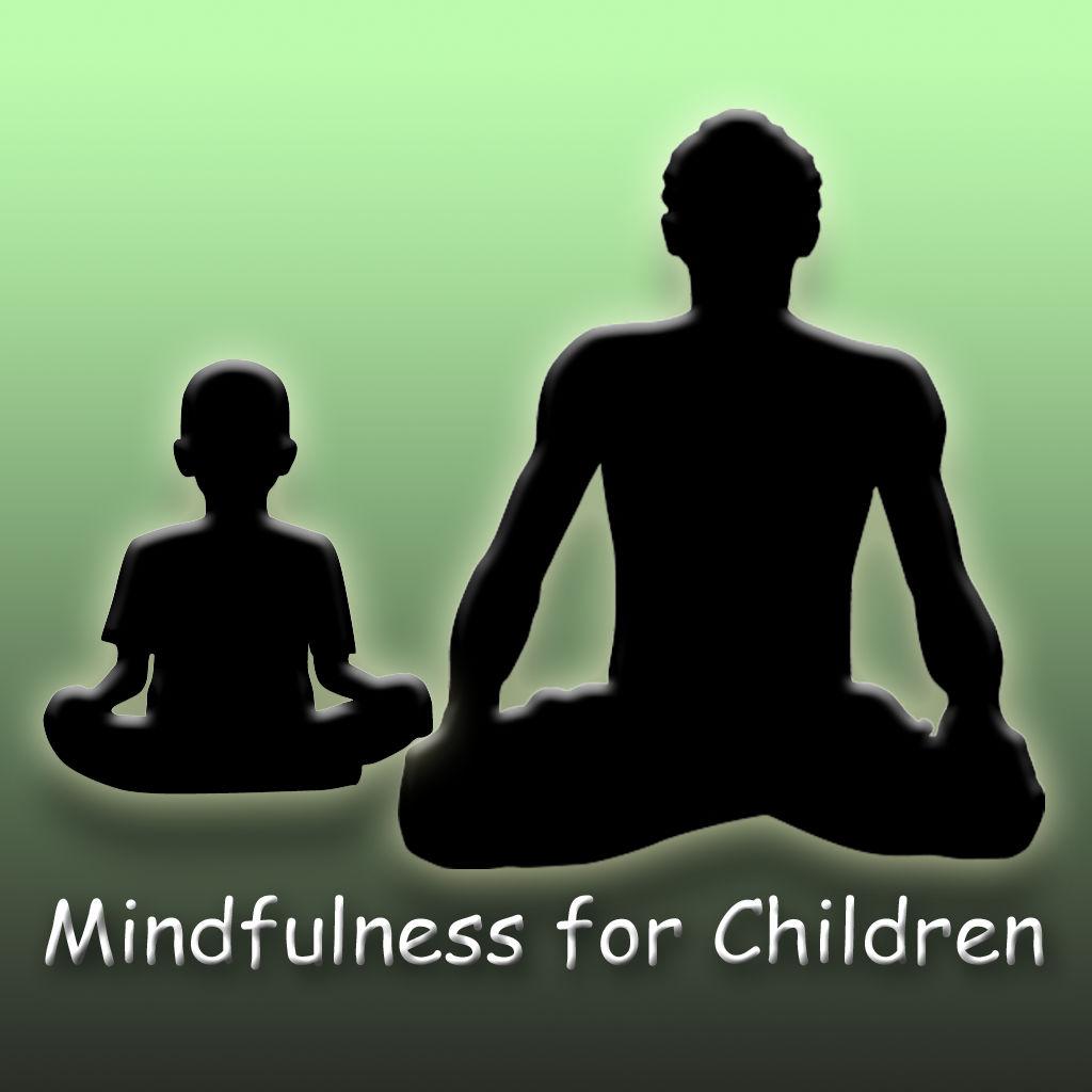 Relax clipart kid meditation #12