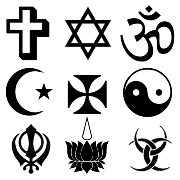 Religion clipart different religion Clipart Free Religion Clip Images