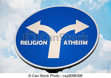 Religion clipart atheist Religion sign and of Religion