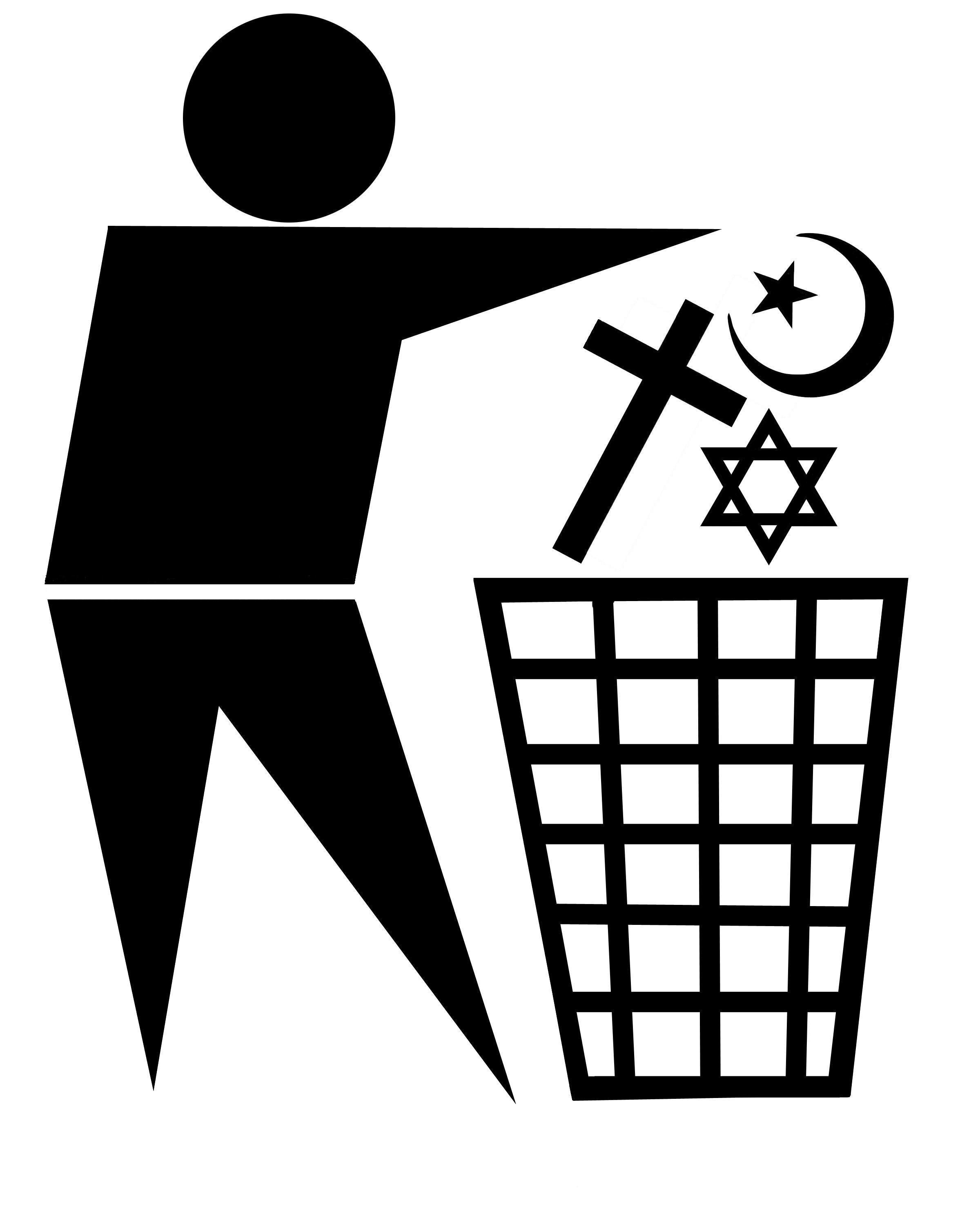 Religion clipart atheist A – religion? Matt Is