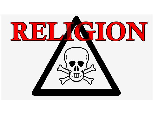 Religion clipart atheist Poison Does Everything? Everything? Religion