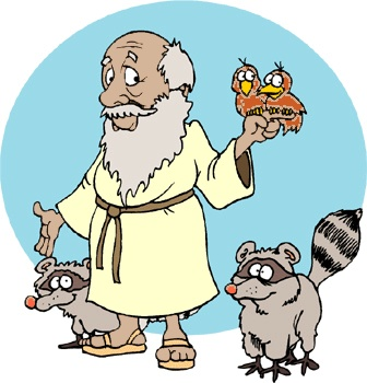 Religion clipart bible story #14