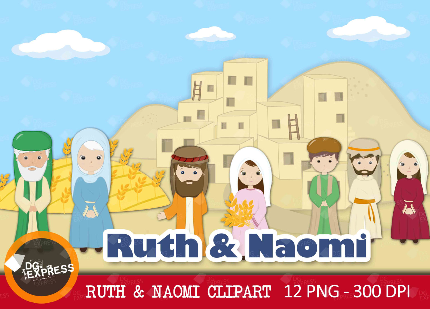 Stories clipart religious Clipart is Christian digital :