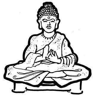 Wedding clipart buddha Buddha Buddha Art Clip Clip