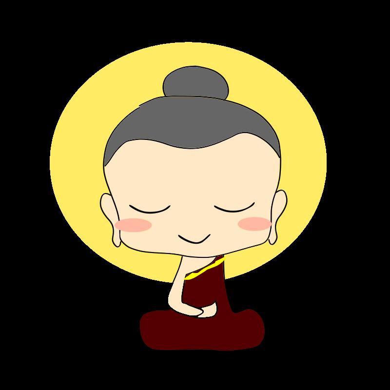 Religion clipart buddhism Budda Clip Art Buddhism Download