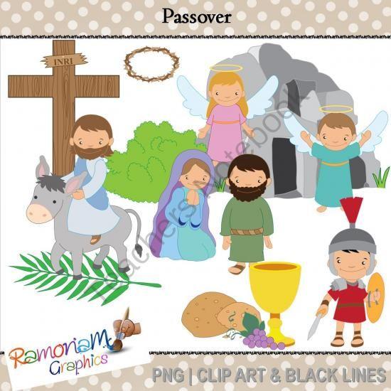 Religion clipart children's church From Religious art on Passover