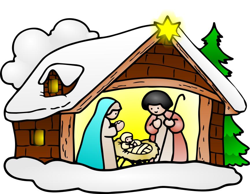 Religion clipart children's church Clipart clip christmas art