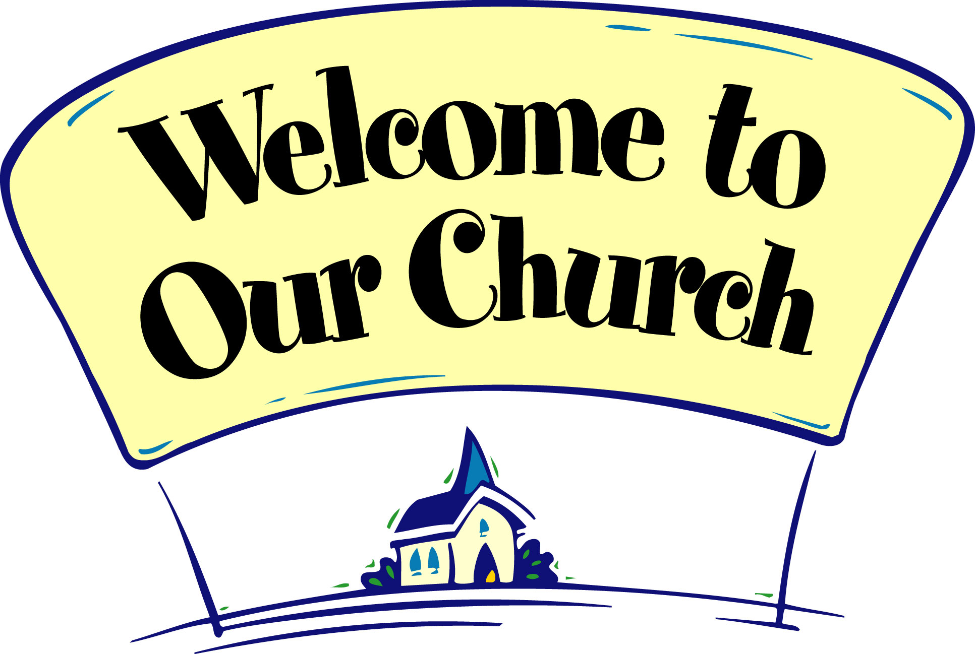 Religion clipart church member Welcome collection Religious clip welcome