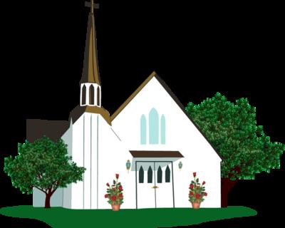 Religion clipart church member Wedding art Art Clip Clipart