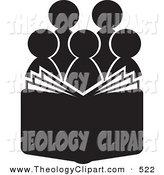 Religion clipart church member Open Stock of Book Members