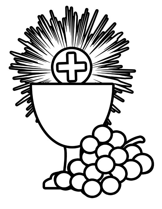 Rolls clipart eucharist Image fi FIRST Communion for