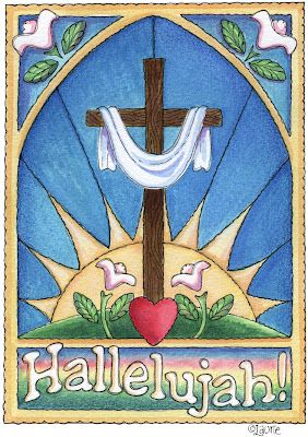 Religion clipart compassion About Easter paper Easter Paper