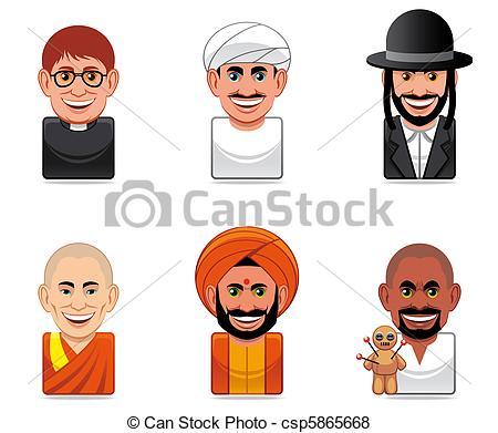 Religion clipart different religion #2