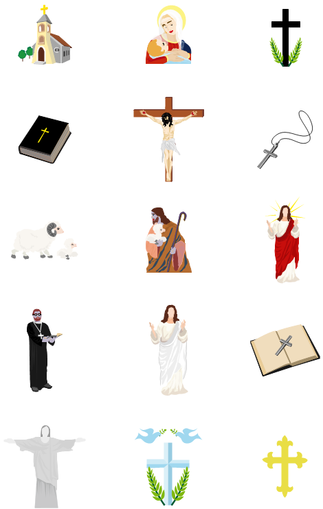 Religion clipart different religion #3