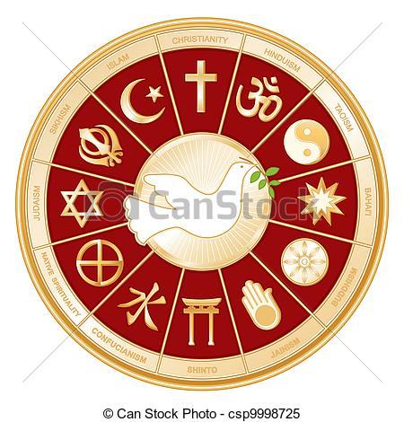 Religion clipart emblem #12