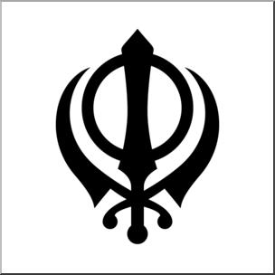 Religion clipart emblem #7