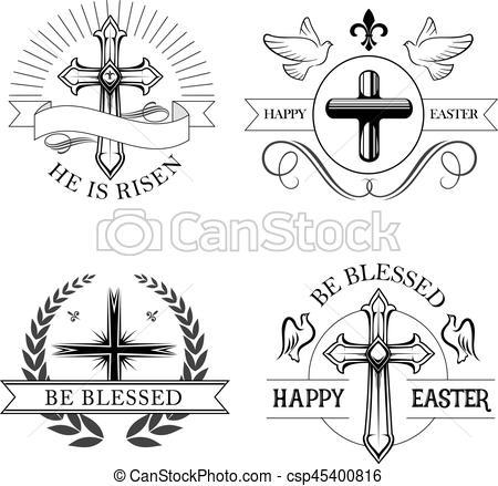 Religion clipart emblem #8