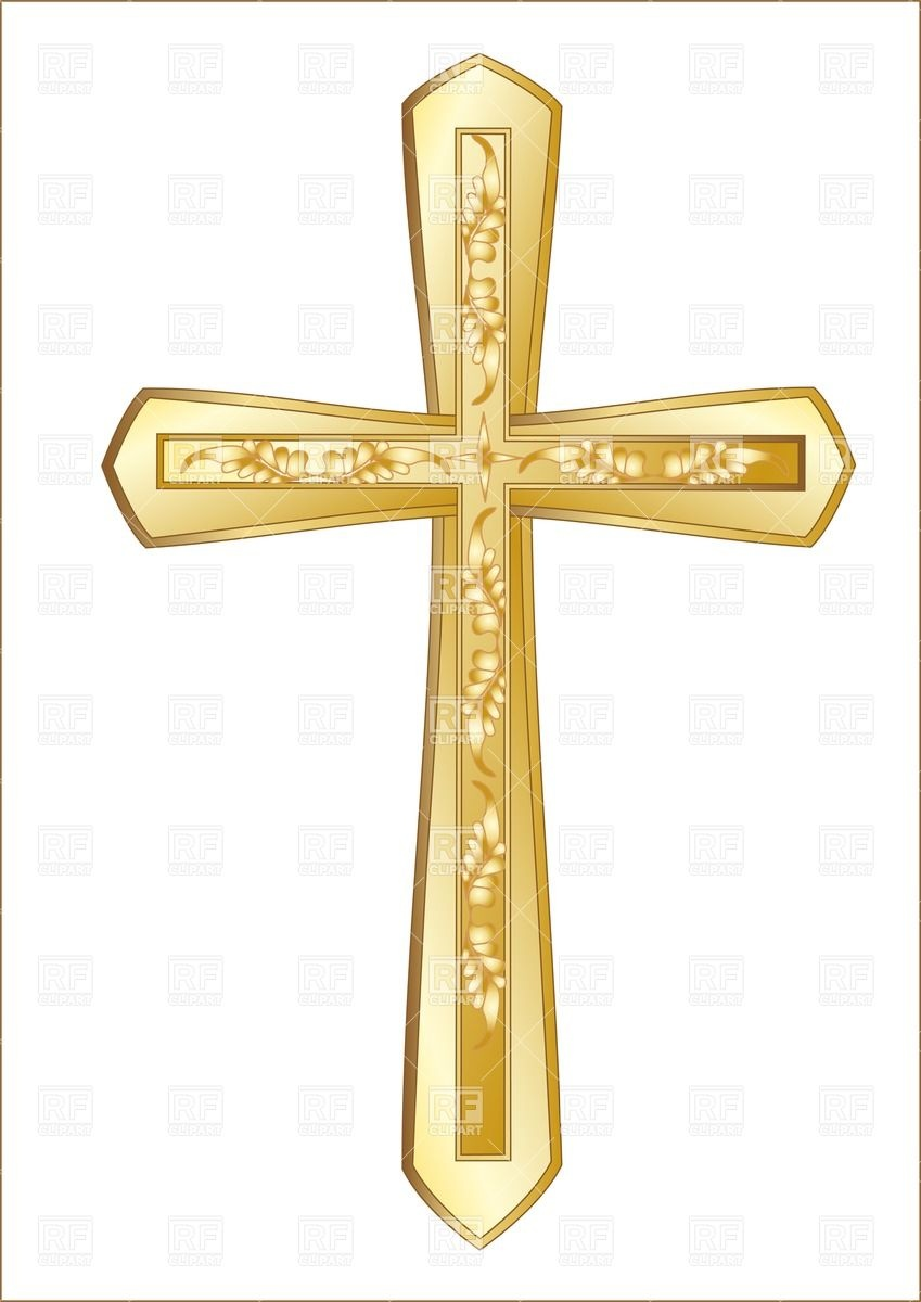 Celt clipart catholic funeral Find Golden  background Christian