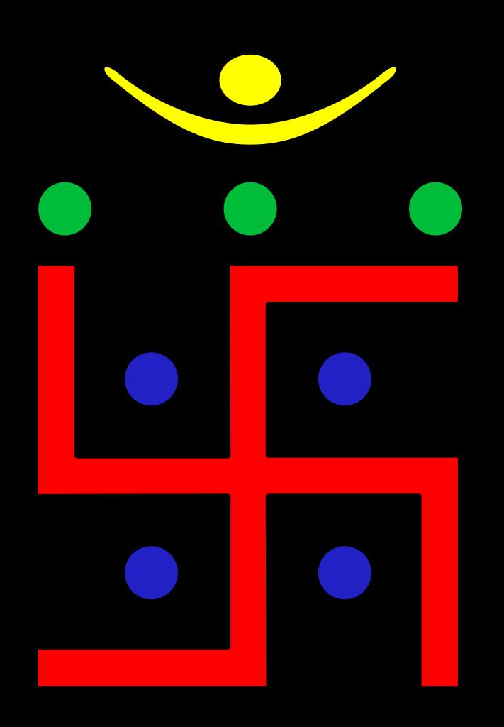 Religion clipart jain religion File:Swastik4 File:Swastik4 svg svg Wikipedia