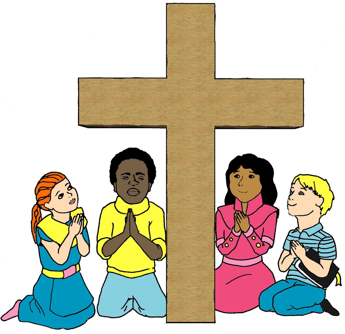 Christ clipart kid bible The Christ Kids About Teach