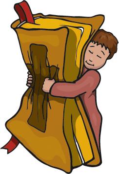 Christ clipart kid bible Religious Clipartix bible Religious clipart