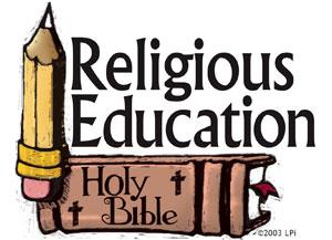 Religious clipart religious education 01 101 Religious Education Education