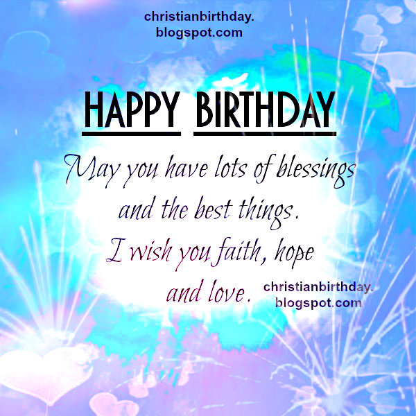 Religious clipart birthday Lots Religious Birthday Happy Wishes