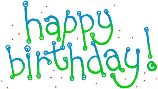Religious clipart birthday Cliparts Green Christian Birthday Zone