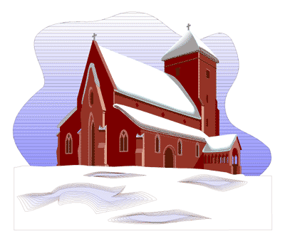 Religious clipart christmas music #9