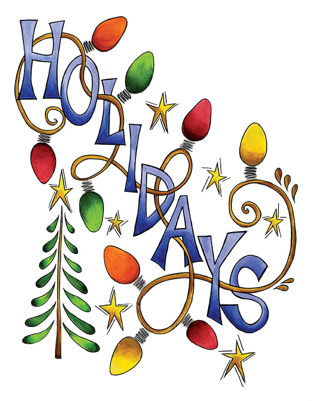 Holydays clipart december holiday Free Clip Christmas Seasonchristmascom Page