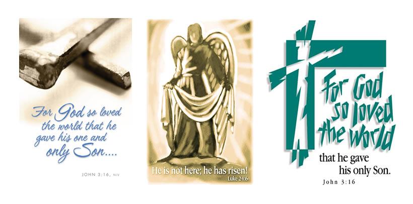 Cover clipart church bulletin Bulletin Art Easter Church Easter