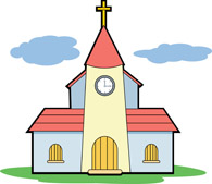 Religious clipart church membership #12