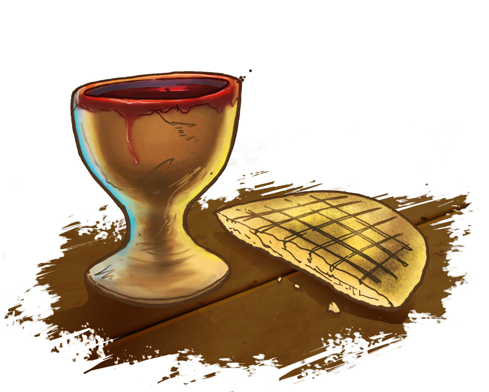 Blood clipart jesus Communion Christian clipart First 22