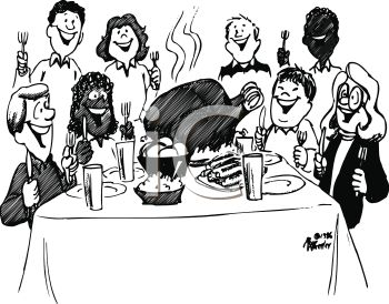 Religious clipart family dinner Art pictures Art clip Clip