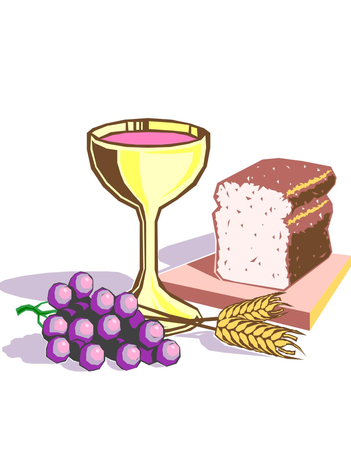 Wafer clipart first communion Clip clip First Religious Art