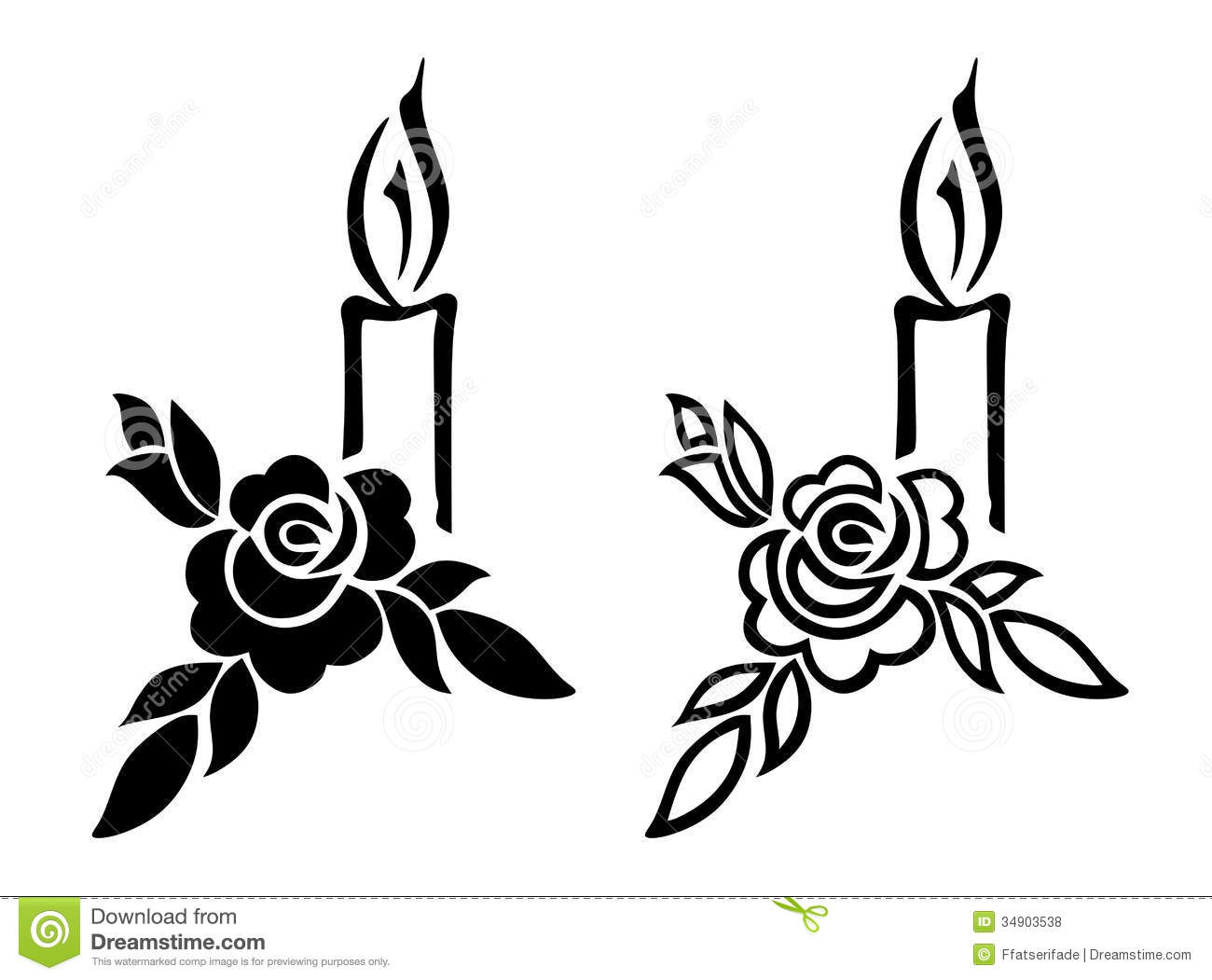Decoration clipart funeral Program clipart Collection Free Religious