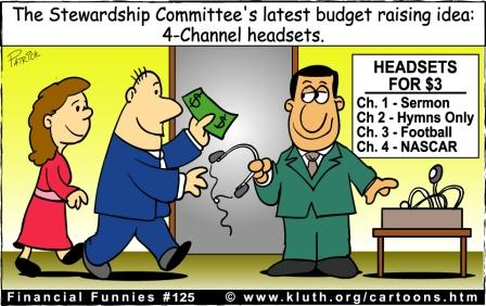 Comics clipart magazine Cartoons clipart stewardship cartoons money
