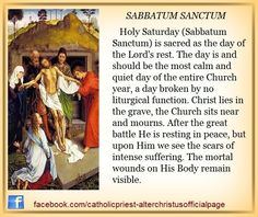 Religious clipart holy saturday #11