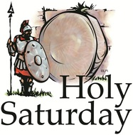 Religious clipart holy saturday Middleton Wi United Christ Saturday