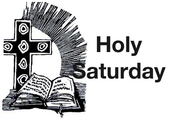 Religious clipart holy saturday Cliparts Clipart Matthew Holy Saturday