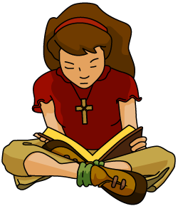 Boy clipart bible Clipart Collection  kids Kids
