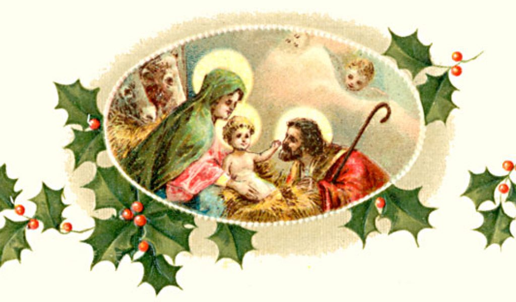 Religious clipart merry christmas Art christmas Religious Clip Merry