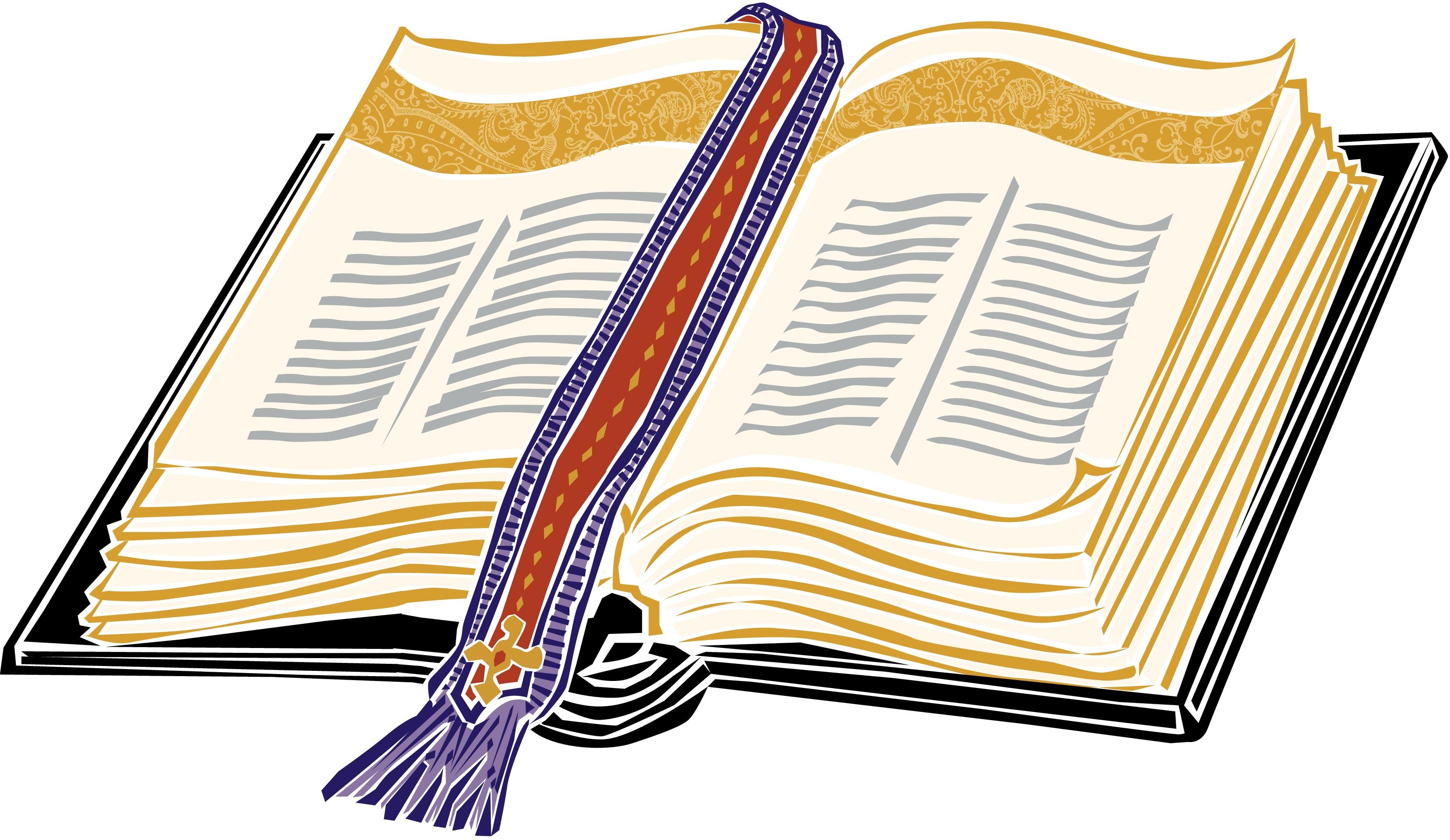 Bobook clipart open bible Bible com Open Cliparting art