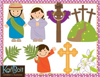Stories clipart religious Cross Religious Easter Art about