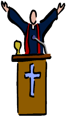 Religious clipart pastor #1